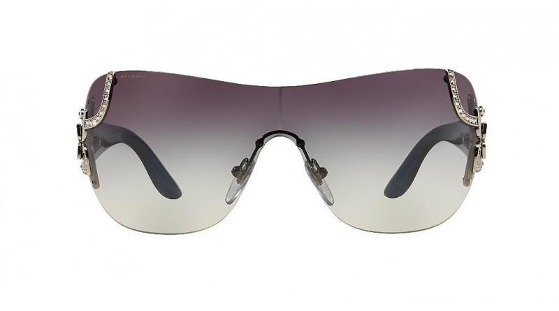 15401db763 A Fashion Bvlgari Sunglasses Decorated With Jewelry - Best Replica ...