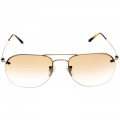Armani sunglasses with gold lenses