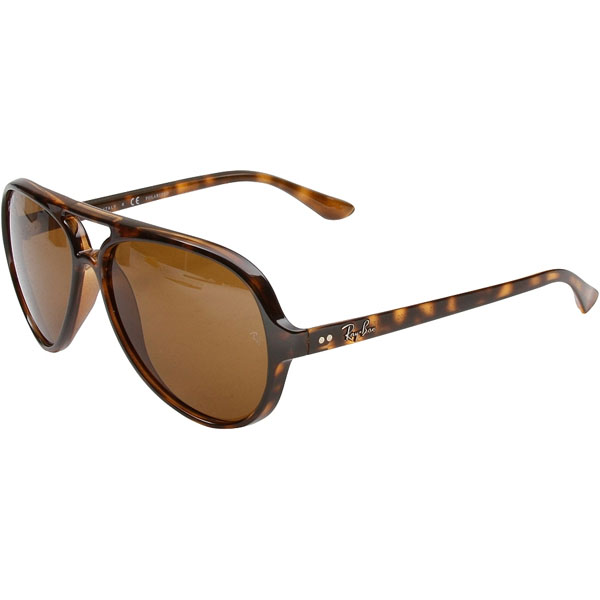 Side of  Ray-Ban Cats 5000 Classic sunglasses