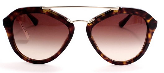 replica mens prada sunglasses cheap  front of prada cinema brown sunglasses