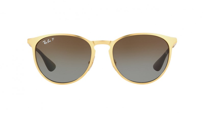 discount ray ban erika  front of ray ban erika metal sunglasses