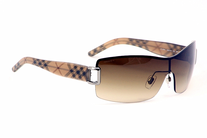 Burberry Classic Brown Shield Womens Sunglasses Best ...