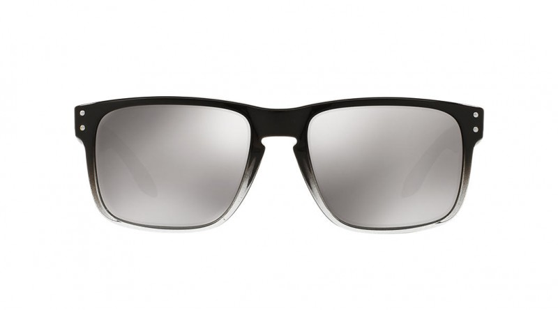 Front of Okaley Holbrook men's sunglasses