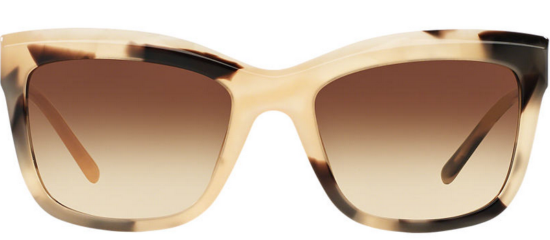 Front of Burberry Gabardine Lace sunglasses