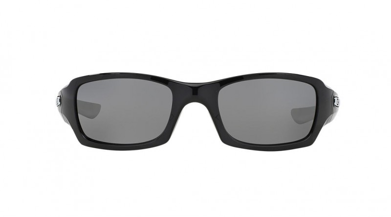 Front of Oakley Five square sunglasses