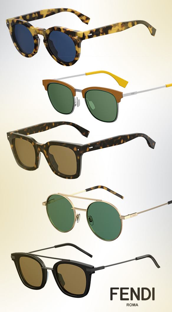 FENDI eyewear collection
