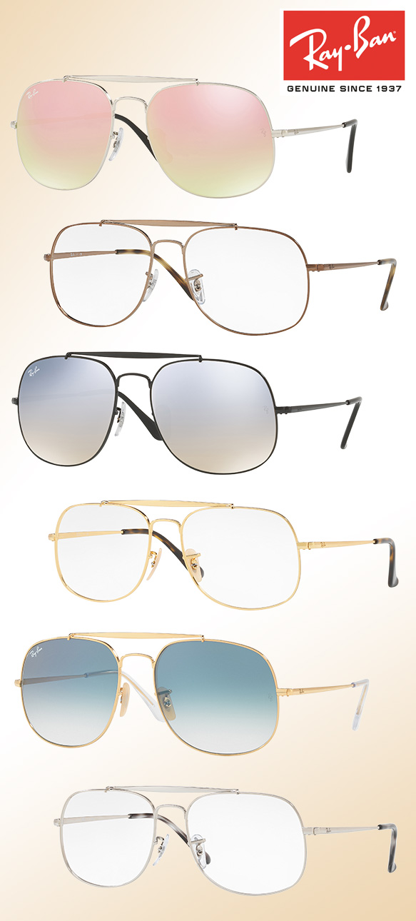 Reinvented Aviator from Ray-Ban