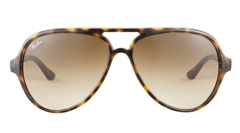 Front of Ray-Ban Cats 5000 Classic sunglasses