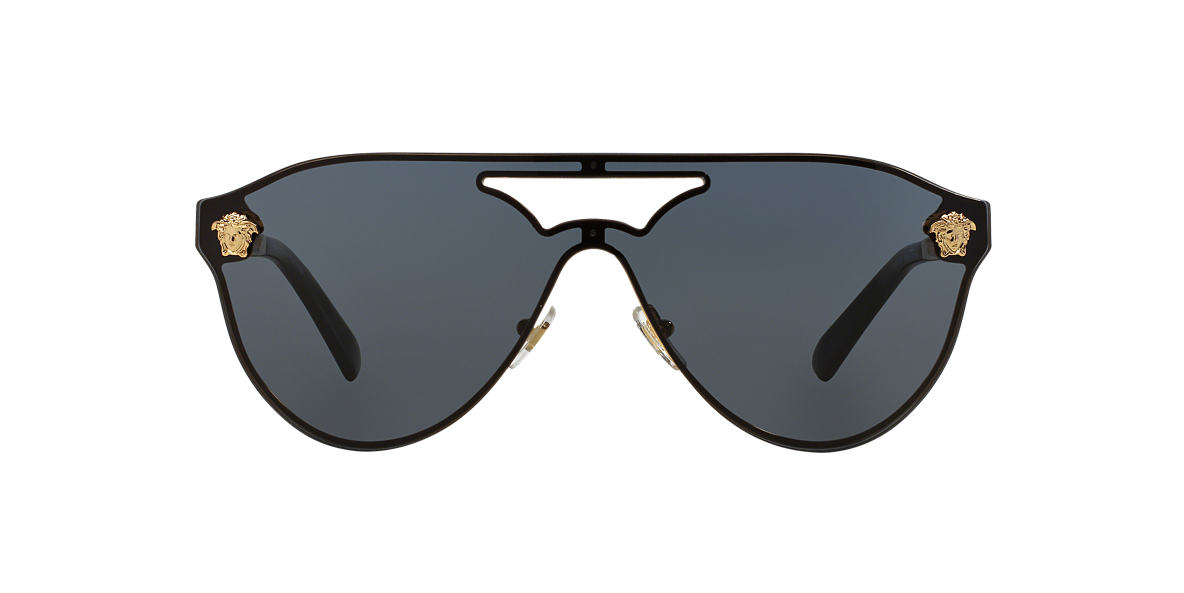 Iconic Versace Grey Women S Sunglasses Best Replica