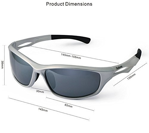 Duduman Polarized Sports Sunglasses