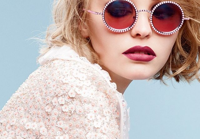 Chanel Pearl Eyewear Collection