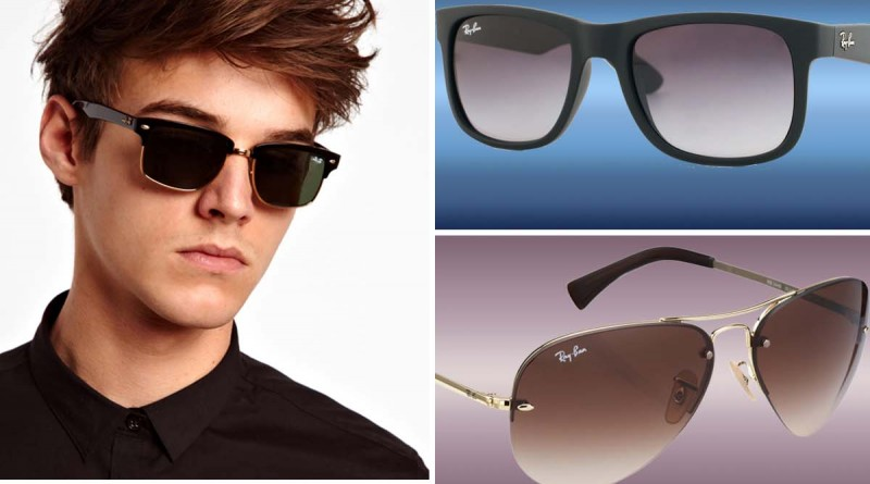 ALL-TIME BEST SELLING RAY-BAN SUNGLASSES FOR MEN