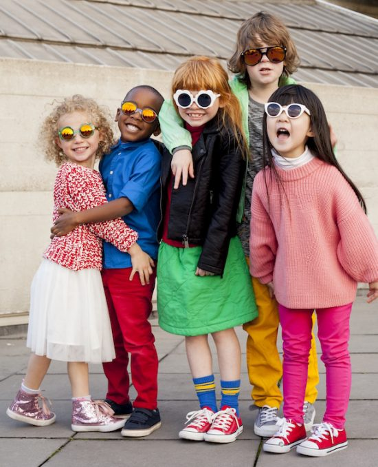 Charming sunnies for youngsters by Zoobug